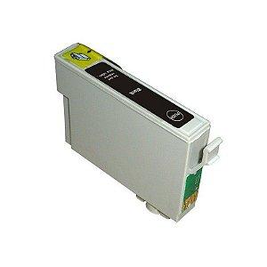 Cartucho de Tinta Compatível Epson T0631 Preto 12ml