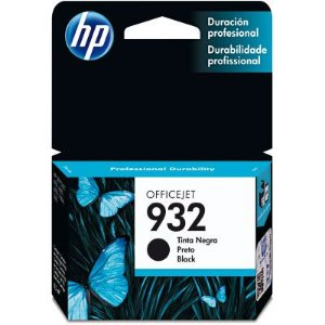 Cartucho de Tinta Original HP 932 (Cn057) Preto 8,5ml