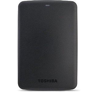HD Externo Portátil 500GB USB 3.0 - Toshiba