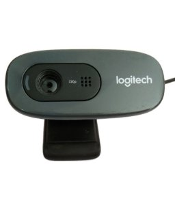 Webcam Gamer C270 Hd Preto - Logitech