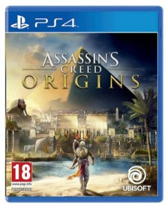 Jogo Assassins Creed Origins Ubisoft - PS4