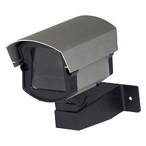 Caixa de Proteção Anodizada com Suporte - Mitsupack