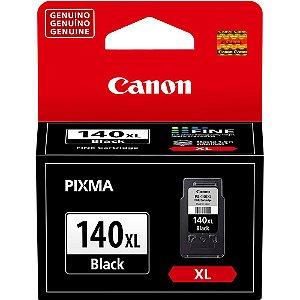 Cartucho de Tinta Original Canon 140xl (Pg140xl) 11ml