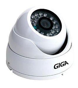Câmera Dome Ip 20M 2,8MM 720P Gsip1m20db - Giga