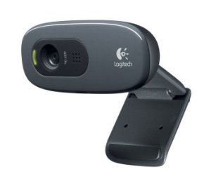 Webcam C270 Hd 720p com Microfone - Logitech