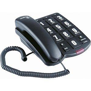 Telefone de Mesa Tok Facil - Intelbras