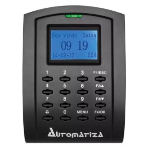 Controlador de Acesso Duo SS 220 Mf 13,56 Mhz - Automatiza