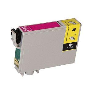 Cartucho de Tinta Compatível Epson To633 Magenta 12ml