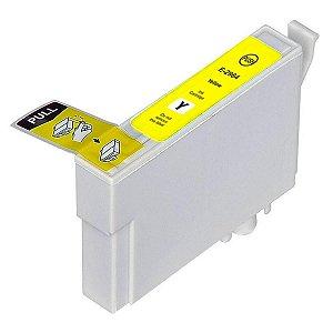 Cartucho de Tinta Compatível Epson 296 (T2964) Amarelo 13,5ml