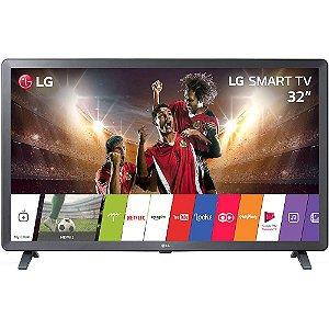 "Smart TV LED 32"" Hd 32LJ600B com Wi-Fi - Lg"