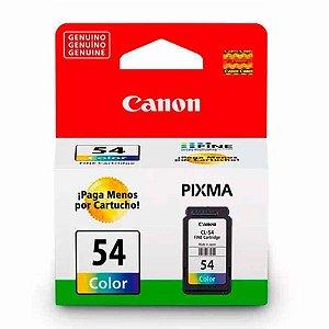 Cartucho de Tinta Original Canon 54 (CL54) Colorido 6,2ml