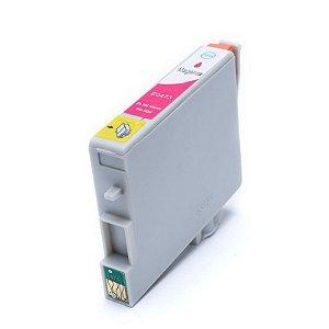 Cartucho de Tinta Compatível Epson To473 Magenta 12ml