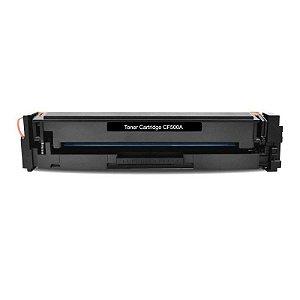 Cartucho de Toner Compatível Hp Cf500a Preto