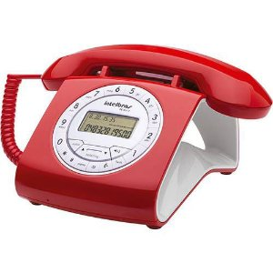 Telefone com Fio Tc 8312 - Intelbras