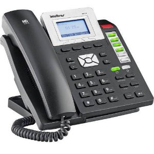 Telefone Ip Hd Voice Tip 210 - Intelbras