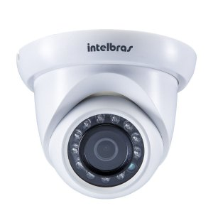 Câmera IP Intelbras VIP S4020 G2 Dome, 1Mp - Intelbras