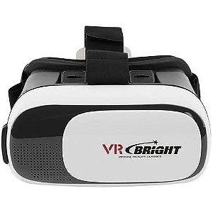 Óculos 3D de Realidade Virtual 0448 - Brigth