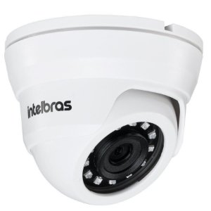 Câmera IP Intelbras VIP 1020 D HD 720p Lente 2,6mm Alcance de 20 metros