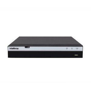DVR GRAVADOR DE VIDEO 08 CANAIS MHDX 5108 4K - INTELBRAS