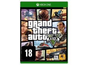 Grand Theft Auto V GTA - Xbox One