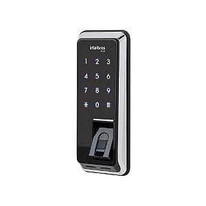 Fechadura Digital de Sobrepor com Biometria Fr220  Intelbras