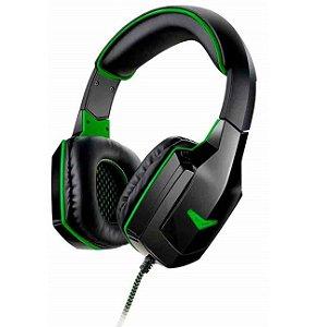 Headset com Microfone Warrior Ph180 - Multilaser