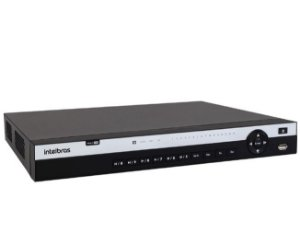 Dvr Stand Alone Multi HD 16 Canais 4K Mhdx 5116 Intelbras