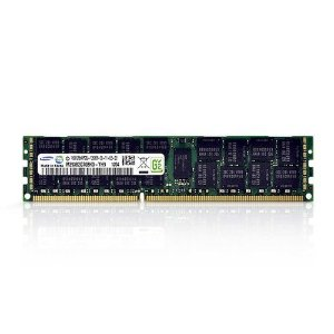 Memória 8gb ddr 240 pin sdram ecc registered 1333