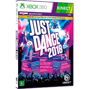 Just Dance 2018  X-box - Ubisoft