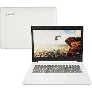 Notebook Intel Core i3 4Gb 500Gb 80Yf0008Br 14'' Windows 10 Branco - Lenovo