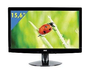 Monitor Led 15.6 E1670 Swu Wind Pano - Aoc