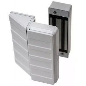 Fechadura Eletroimã Kit Universal 150 Kgf Agl