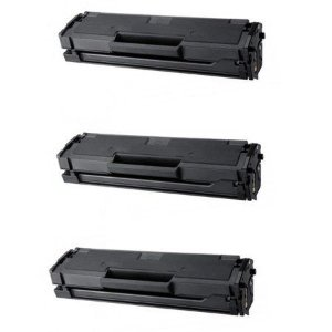 KIT 03 Cartuchos de Toner Compatível Samsung Mltd101
