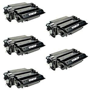Kit 05 Cartuchos de Toner Compatível HP Q7551X