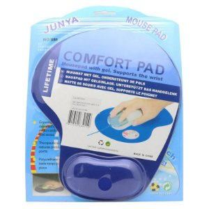 Mouse Pad Com Apoio Comfort Pad Lifetime