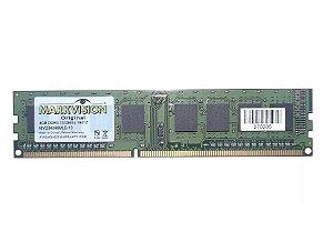 Memória 4gb Ddr3 1333Mhz Mvd34096mld-13 - Markvision