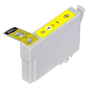Cartucho de Tinta Compatível Epson TO474 Amarelo 12ml
