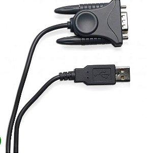 Cabo Conversor Usb X Serial Macho Comtac