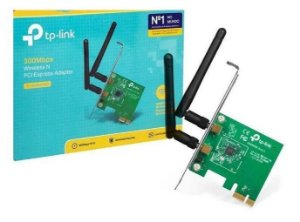 Placa de Rede Wireless -Pci Tl-Wn881ND - Tp-Link
