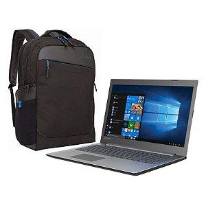 Kit Notebook Lenovo Core i3 + Mochila para Notebook Dell