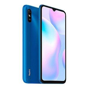 Smartphone Xiaomi Redmi 9A Dual Chip 32GB (Sky Blue) Azul