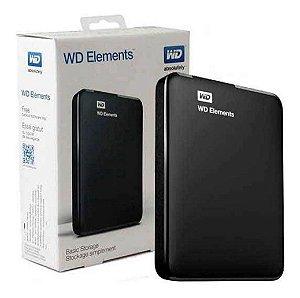 HD 1TB Sata III WDBUZG0010BBK - Western Digital