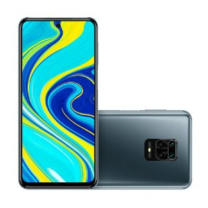 Smartphone Xiaomi Redmi Note 9 Pro Dual Chip 128GB (Interstellar Grey) Cinza