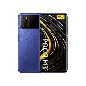 Smartphone Xiaomi Poco M3 64GB (Cool Blue) Azul