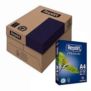 Caixa de Papel Report Premium A4 Branco c/ 500Fls.