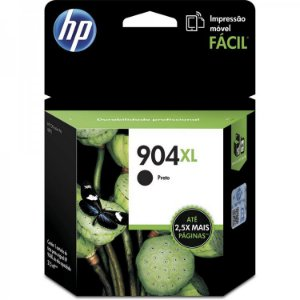 Cartucho de Tinta Compativel HP 904XL (T6M00AB) Preto