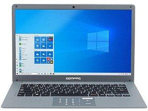 Notebook Compaq Presario CQ-25 Intel Pentium 14 Polegadas 120 GB 4 GB de RAM Touchscreen Processador de 1,6 GHz Intel