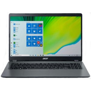 "Notebook Acer Aspire 3 A315-56-36Z1 Intel Core i3-1005G1 4GB 1TB 15,6"" HD Windows 10 Home Cinza"