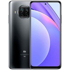 "Smartphone Xiaomi Mi 10T Lite 64GB 6GB Ram 5G Dual Sim Tela 6,67"" Câmeras 64MP+13MP+5MP e 20MP (Pearl Gray) Cinza"