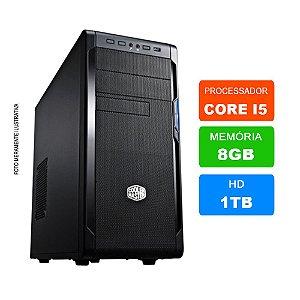 Microcomputador Intel Core i5 3.0Ghz 8gb Ram HD 1TB